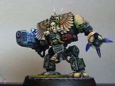 custom Dark angel Dreadnaught
