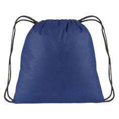 Evergreen Drawstring Cinch Backpack
