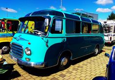 Oldtimer Meeting Bad Waldsee 2017 Foto 87 Campers, Vehicles, Photos, Forests, Antique Cars, Travel Trailers, Rolling Stock, Camping, Vehicle