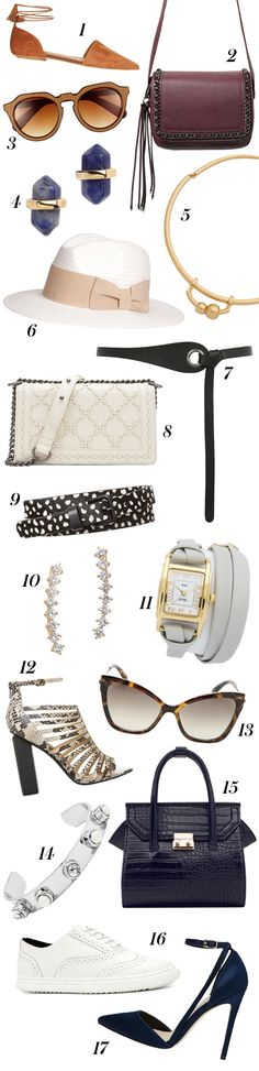 Shop 17 affordable accessories that look designer.