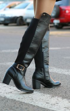 over the knee boots - winter shoes - Inverno 2015 - Ref. 15-5206