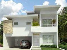 fachada casa 2 pisos - Buscar con Google