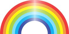 Arco iris para imprimir Rainbow Png, Circle Rainbow, Rainbow Photo, Birthday Logo, Rainbow Images, Rainbow Wallpaper, Photo Memories, Hd Images, Image Collection