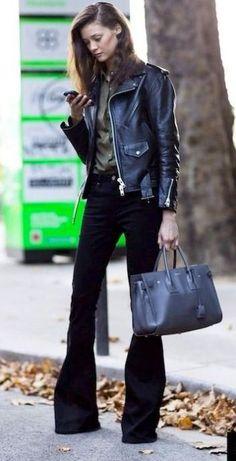 c048de1d226 25 Ways To Wear A Leather Jacket