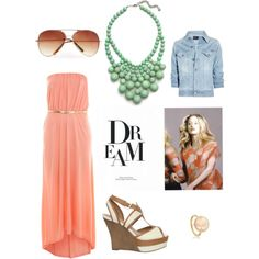 Dream, created by lenalopez on Polyvore