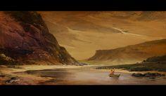 River by Vitalii Smyk
