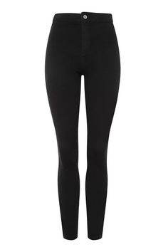 Moto Black Joni Jeans as part of an outfit
