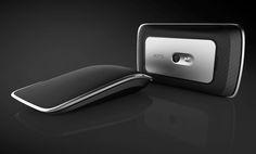 Dell WM713 Wireless Mouse #aluminum #carbonfiber #ceramic