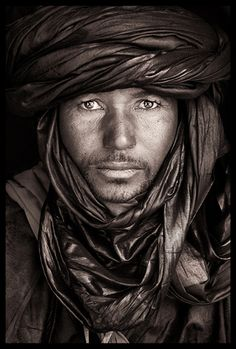 Amongst the Camels at Essakane by John Kenny Photography