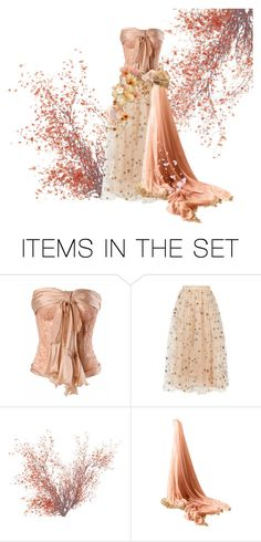 """""""Vintage Summer"""" by annbaker ❤ liked on Polyvore featuring art and vintage"""