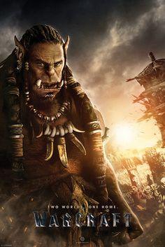 Warcraft Durotan Maxi Poster