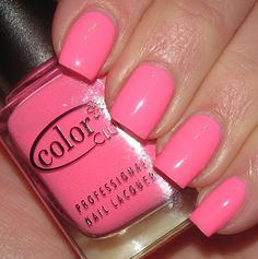 "Color Club ""Lazer Pink"""