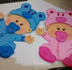 Bebitos Unisex Baby Shower, Baby Boy Shower, Hello Kitty Birthday, Baby Birthday, Baby Shower Cards, Baby Shower Parties, Baby Crafts, Diy And Crafts, Baby Timeline