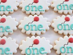 1000+ images about Cookie Decorating - Birthday on Pinterest Birthday cookies, Balloons and ...