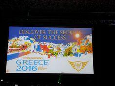 Eagle Manager Retreat Greece 2016