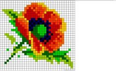 This Pin was discovered by Bel Hama Beads Patterns, Beading Patterns, Embroidery Patterns, Cross Stitching, Cross Stitch Embroidery, Cross Stitch Patterns, Fuse Beads, Perler Beads, Modele Pixel Art