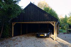 Garage Met Carport : 13 besten schuur carport bilder auf pinterest garden tool