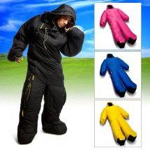 Musuc Sleeping Bags  Wearable sleeping bags