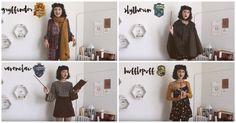 Simply_Kenna aka McKenna Kaelin // Harry Potter Inspired Lookbook