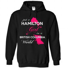 awesome Just a Hamilton girl !  Check more at https://9tshirts.net/just-a-hamilton-girl/