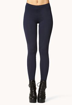 Ankle Length Leggings | FOREVER 21 - 2086807986