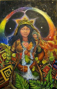"""Mother earth constantly whispers to us, listen intently . Earth Mama, Mother Earth, Gaia, Art Visionnaire, Namaste, Goddess Art, Divine Goddess, Earth Goddess, Divine Mother"