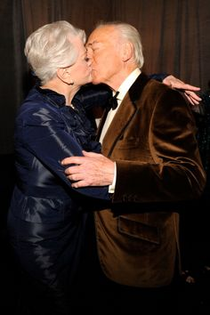 Angela Lansbury et Christopher Plummer au 66 ème des Tony Awards ( The Beacon Theatre 10 Juin 2012 à NY)