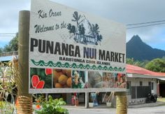 Panunga Nui Market, Rarotonga - Saturdays