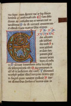 Cologny Fondation Martin Bodmer Cod. Bodmer 30 p. 70r by Virtual Manuscript Library of Switzerland