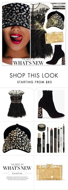 """The best of what's new!"" by teoecar ❤ liked on Polyvore featuring Prabal Gurung, Sophia Webster, Lord & Berry and Charlotte Olympia"