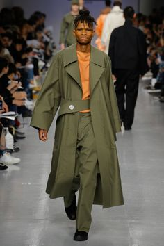 Central Saint Martins Fall 2017 Ready-to-Wear Collection Photos - Vogue