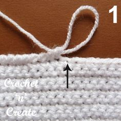 Crochet crab stitch pictorial - I am sure many of you will have noticed that one of my favorite stitches for edging in my designs is . V Stitch Crochet, Annie's Crochet, Crochet Scarves, Crochet Stitches, Crab Stitch, Easy Stitch, Knitting Patterns Free, Crochet Patterns, Quilting Patterns