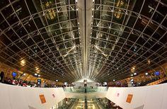 Terminal 2F - Aéroport Paris Roissy Charles de Gaule