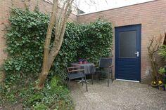 Loopdeur garage