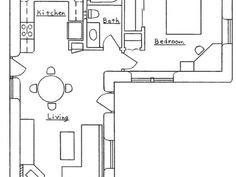 H Shaped House Plans u-shaped house with courtyard | d466c98c192d891f9d04036b38d5d98d