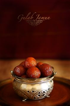 Gulab Jamun and wishing you all a very Happy Diwali : Turmeric N Spice Indian Beef Recipes, Goan Recipes, Indian Desserts, Indian Sweets, Indian Soup, Food Poster Design, Dark Food Photography, Bengali Food, Gulab Jamun