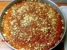 Semolina Cake, Sweet Recipes, Sweet Tooth, Pudding, Sweets, Cheese, Desserts, Food, Kitchens
