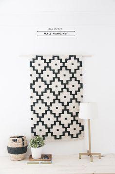 Easiest DIY Wall Hanging