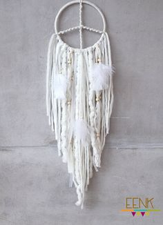 Dreamcatchers- Reserve Listing For Audrey by eenk on Etsy