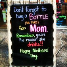 HAHA Mothers Day