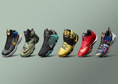 Nike Basketball All Star 2016 Collection