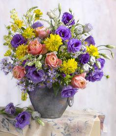 Marianna Lokshina - Bouquet_LMN38772