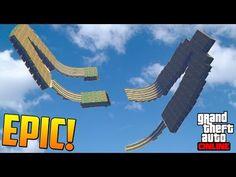 FINAL EPICO! LA MEGA JUGADA!! - Gameplay GTA 5 Online Funny Moments (Carrera GTA V PS4) - YouTube
