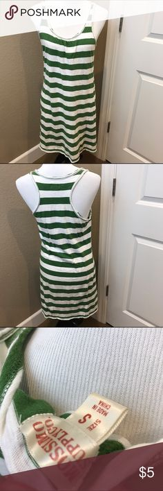 Striped dress (bundle deal only) Worn once. No flaws Mossimo Supply Co. Dresses Midi