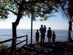Family silhouette - Santo Domingo - Dominican Republic - Caribbean Sea - UNOMissions