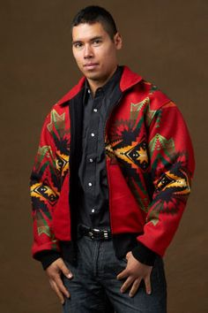 Jackets for Men and Women, Pendleton® Jackets, Native American Jackets