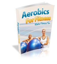 #Aerobics For #Fitness Provides You With Everything You Need to Know to Make Aerobics Work Right And Produce Real Fitness Results! Learn all the right information about #aerobics and the best methods so that you can maximize the aerobic benefits you receive..