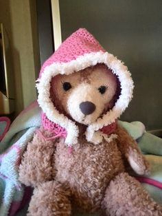 赤ちゃん用妖精帽子 baby pixie hat