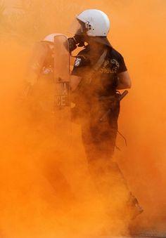 orange riot