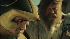 Check out some images from the Strontium Dog fan film